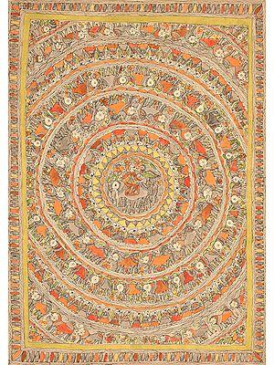 Mandala: Godna Style