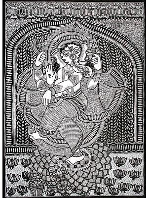 Ganesha Dancing