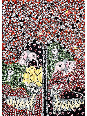 Wild Life with Tree of Life