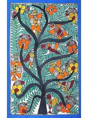 Butterflies on Tree of Life