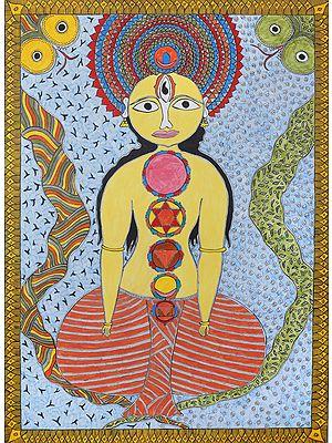 Sahasrara Chakra Blossoming