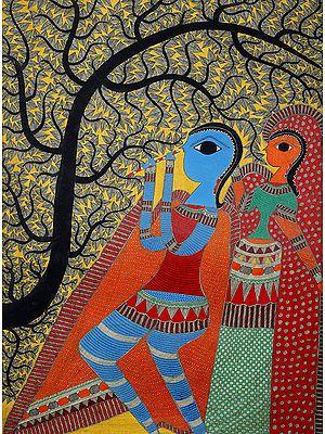 Music Under The Kadamba Tree