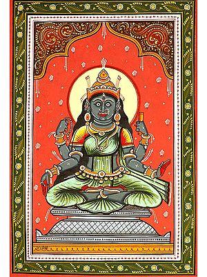 Goddess Bhairavi - The Fierce One (Ten Mahavidya Series)