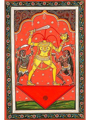 Goddess Chinnamasta (Ten Mahavidyas)