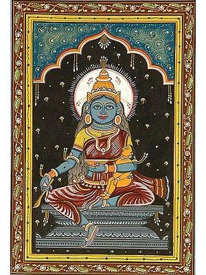 Goddess Dhriti (Shodash Matrikas)