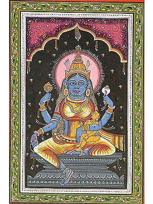 Goddess Narayani (Shodash Matrikas)