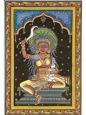 Goddess Trishi (Shodash Matrikas)