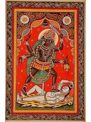 Kali - The Black Goddess
