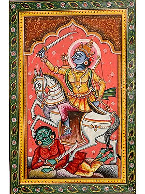 Kalki the Tenth Avatara (The Ten Incarnations of Lord Vishnu)