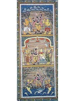Legend Of Krishna