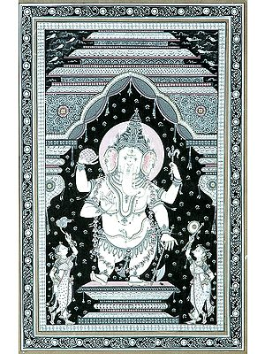 Lord Ganesha who Removes Obstacles