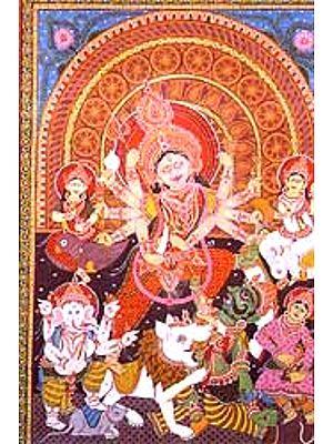Mahisasura-mardini
