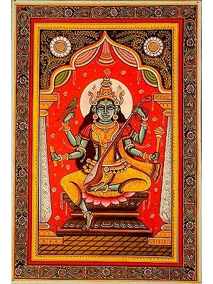 Matangi - The Outcaste Goddess