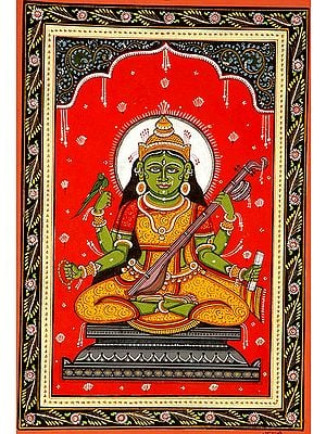Matangi the Goddess who Loves Pollution (Ten Mahavidya Series)