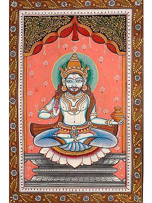 Navagraha (The Nine Planets) - Brihaspati