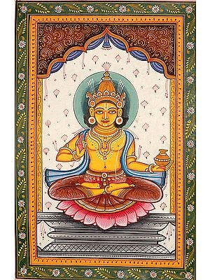 Navagraha (The Nine Planets) - Buddh