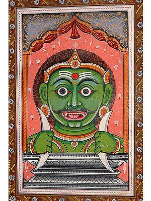 Navagraha (The Nine Planets) - Rahu