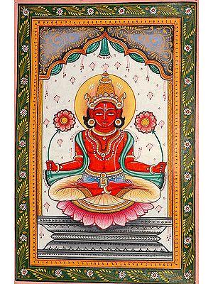 Navagraha (The Nine Planets) - Ravi