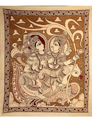 Kamadeva and Rati