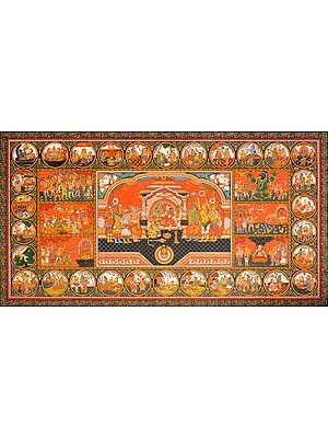 Ramayana, A Vibrant Visual Retelling