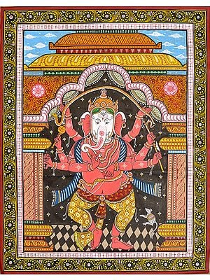 Ganesha - The Presiding Deity of the Root Chakra