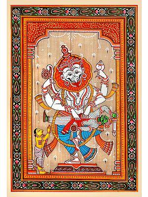 Narasimha – The Fourth Avatar of Vishnu