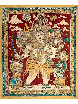 The Harmony Of Lord Shiva
