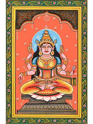 Goddess Bhuvaneshvari (Ten Mahavidyas)