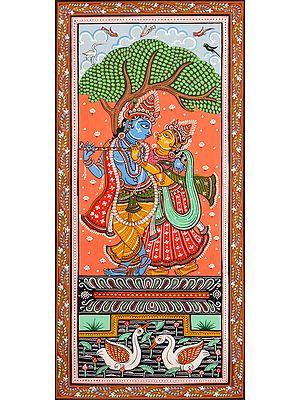 The Divine Couple Radha and Krishna