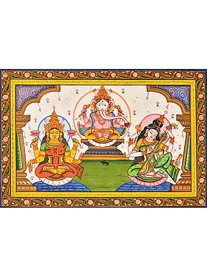 Three Auspicious Deities