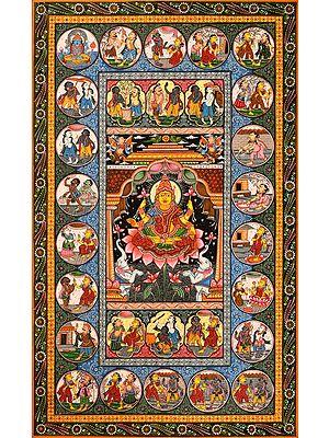 The Life of Goddess Lakshmi