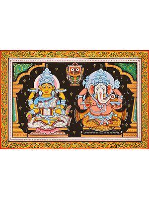 Lakshmi Ganesha