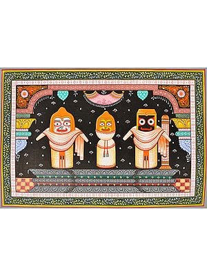 Shringara of Jagannatha-I