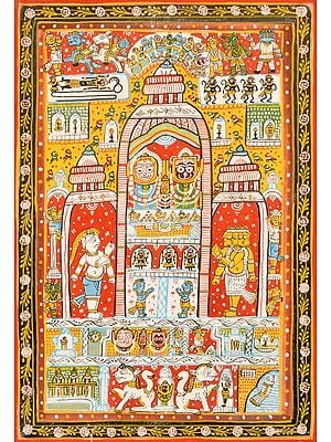 Jagannatha Ji of Puri