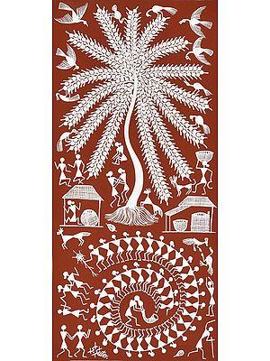 Tree of Life with Tarpa Dance