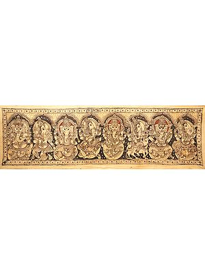 Ganesha Profusion, Auspiciousness Multifold
