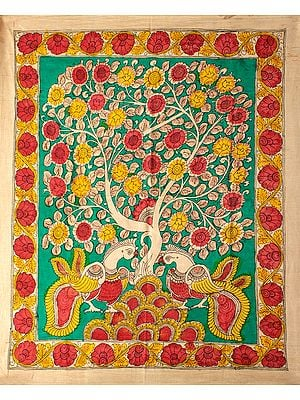 Tree Of Life, Richly Infused With Colour