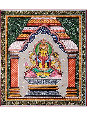 Devi Lakshmi as Vaishnavi
