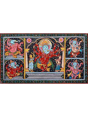 Nritya Lila of Ganesha