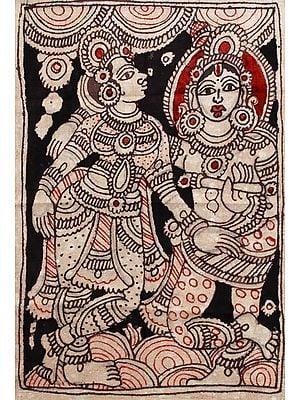 Very Small Size Radha Krishna
