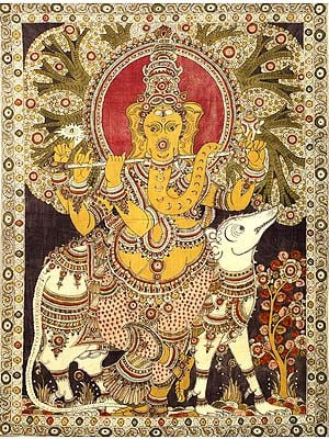 Krishnaroopa Lord Ganesha