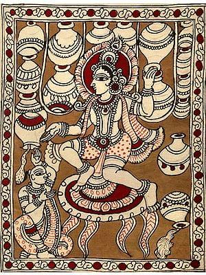 Krishna and Vaman - Two Avatars of Bhagawan Vishnu