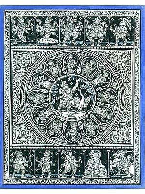 Vishnu Dashavtara