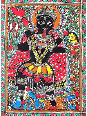 Goddess Kali- The Dark Mother