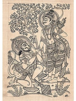 The Bhakti Of Lord Hanuman