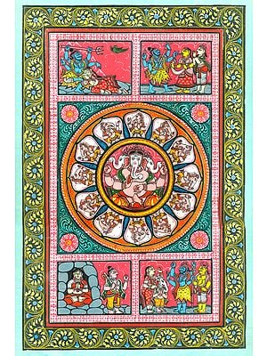 Lord Ganesha Life Events