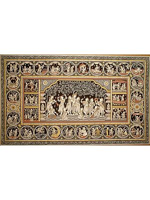 Radha Krishna with Gopis, and Other Stories