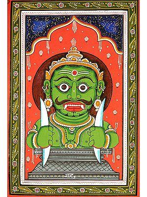 Rahu - Navagraha (The Nine Planet Series)