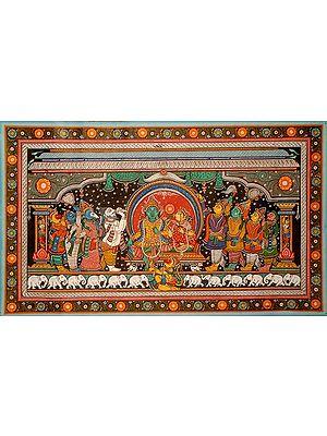 Rama's Coronation