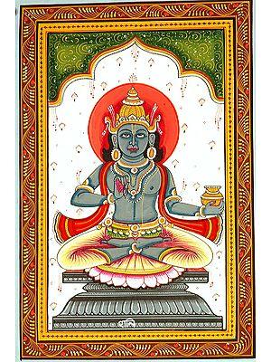 Shani (Saturn) - Navagraha (The Nine Planet Series)